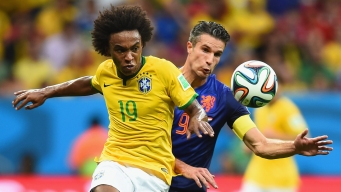 Netherlands Beats Host Brazil 3-0 to Finish 3rd in World Cup