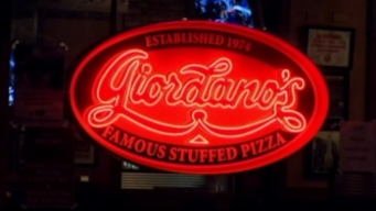 Giordano's Now Offering The Impossible Pizza