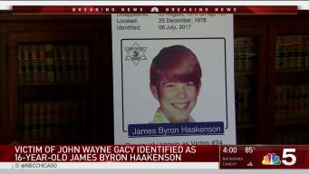 Victim of John Wayne Gacy Identified