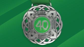 Bank of America Shamrock Shuffle Reveals 2019 Medal