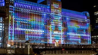 'Art on theMART' Expands Riverfront Show to 7 Nights a Week