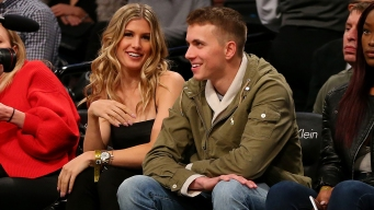 Genie Bouchard Makes Good on Super Bowl Twitter Date
