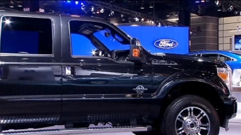 Pickups Big Draws at Chicago Auto Show