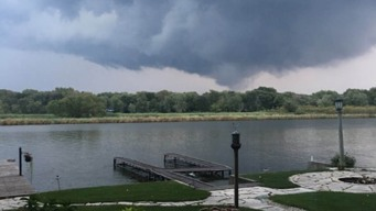 Storms Remain Possible After Tornado Warning Expires