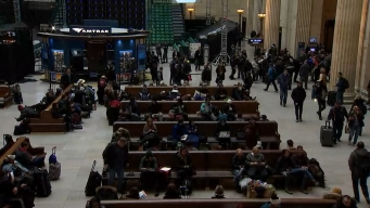 Train Delays at Union Station to Continue Through Evening