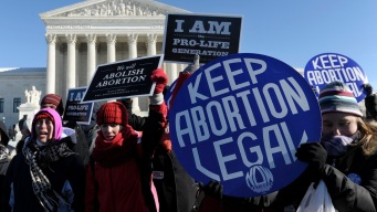 Issue Brief: GOP Candidates' Fight Over Abortion Rights