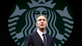 Starbucks CEO Asks Employees to be 'Sensitive'