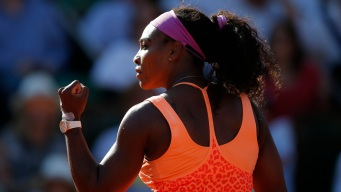 Ill Williams Comes Back Again at French Open to Reach Final