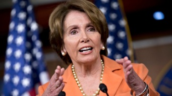 "Pelosi: Democrats Will ""Stand Tall"" in Support of Obamacare"