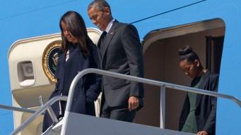 Obama Cites Malia's Asthma in Climate Change Debate