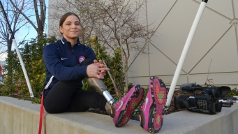Decades After Chernobyl, Another Chance for Paralympian