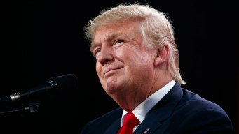 Trump Gives $10M After Slowing Campaign Contributions