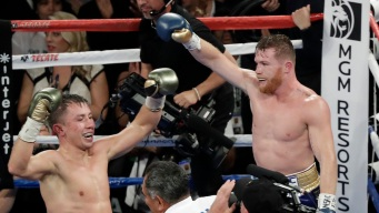 Golovkin and Alvarez Fight to a Controversial Draw