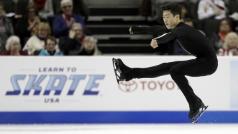 Nathan Chen Takes Lead at US Figure Skating Championships