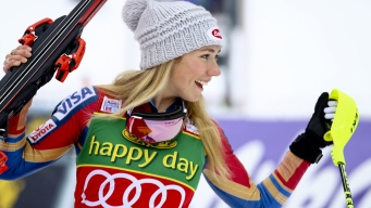 The Wins Are Piling Up for Dominant US Skier Shiffrin