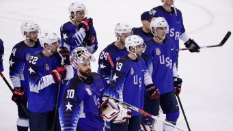 Men's Hockey: US Takes on Czech Republic in Quarterfinals
