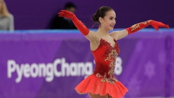 Alina Zagitova Is Olympic Athletes from Russia's 1st Gold Medalist of Pyeongchang
