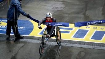 2018 Bank of America Chicago Marathon Elite Athlete: Marcel Hug