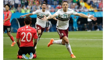 World Cup: Mexico Beats South Korea, Germany Takes Sweden