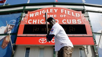 New Cemetery Monument For Cubs Great Ernie Banks Unveiled