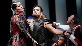 Opera Singer Daniels, Husband Arrested on Sex Assault Charge
