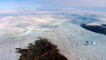 Key Melting Greenland Glacier Is Growing Again — For Now