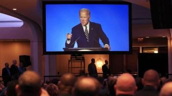 Biden Accuser Calls His Jokes About Touching Disrespectful