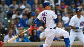 Lester, Cubs Bounce Back With 8-1 Victory Over Angels