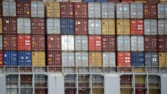 Port of LA Says Trade War Affecting Shipment Volumes