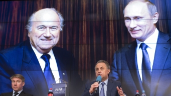 FIFA Publishes Report on 2018-2022 World Cup Bidding