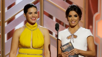 Globes: Ferrera, Longoria Announce Who They Are
