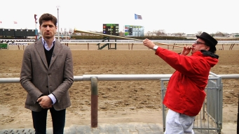 All Bets Are Off When Ben Aaron Arrives at Aqueduct
