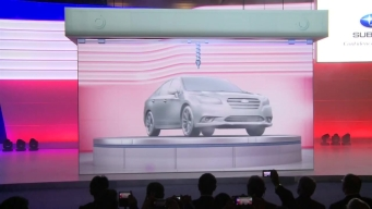 Auto Show Daily: All- New 2015 Subaru Legacy unveiled
