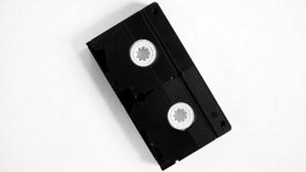 Man Arrested for Not Returning VHS Rental