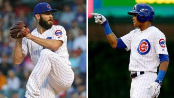 Arrieta, Russell Making Progress Toward Return to Cubs
