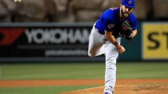 Arrieta Assails 'Idiots' Who Accuse Him of Steroid Use