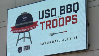 Campaign for 7th Annual 'USO BBQ For The Troops' Kicks Off