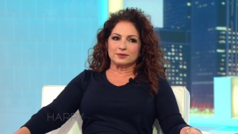 Gloria Estefan and Harry Parody Gloria's Hit