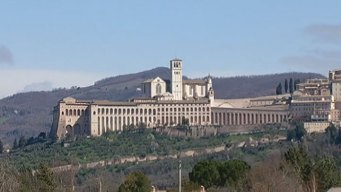 For Those in Assisi, Pope's Chosen Name Especially Meaningful