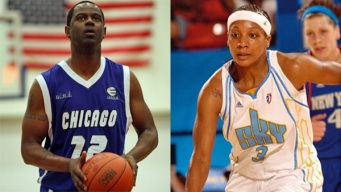 Basketball Battle of the Sexes