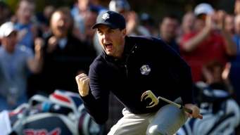 Best Day of His Life? At Ryder Cup, It's Next One