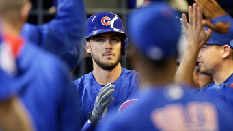 Cubs Beat Brewers 2-1 in 13 Innings