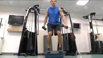 Sergio Rojas Skis to Fitness