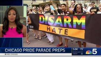 Pride Parade Preparations Going Strong in Chicago