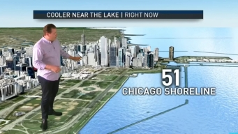 Why Temperatures Feel 'Cooler By the Lake'
