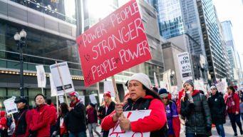 Day 3: Negotiations Continue Amid Teachers Strike