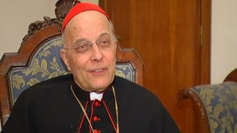 George Surprised to Share Name With New Pope