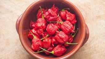 'Thunderclap' Headache Hits Man Who Ate Fiery Pepper: Docs