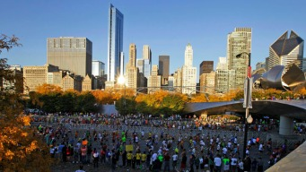 9K Chicagoans to Run 40th Bank of America Chicago Marathon