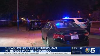 Chicago Police Officer Shoots Person on Southwest Side